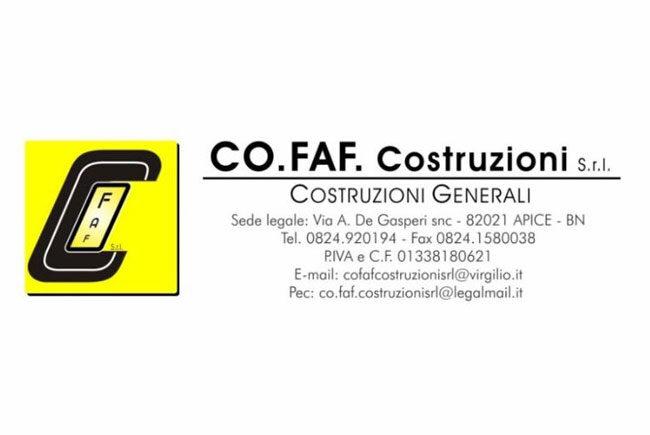 Co.Faf. Costruzioni S.r.l. - Consorzio Stabile A.I.CO.