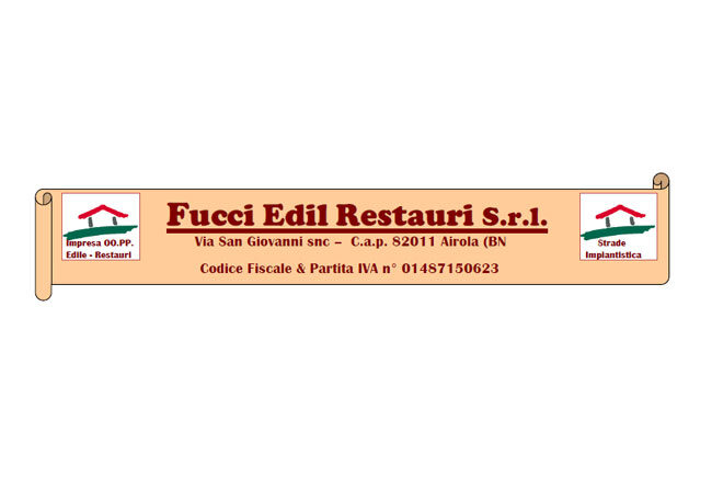 Fucci Edil Restauri S.r.l. - Consorzio Stabile A.I.CO.