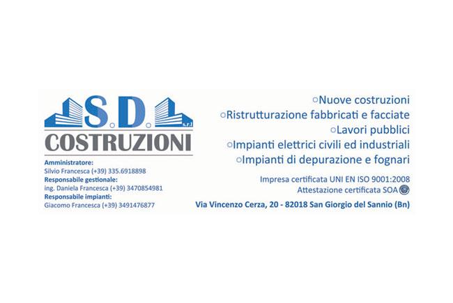 S.D. Costruzioni S.r.l. - Consorzio Stabile A.I.CO.